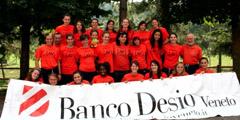 L'AV Banco Desio Veneto a Sulmona