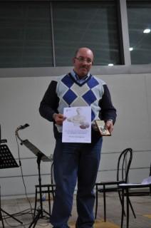 """Pietro Bordignon, """"Palma di bronzo"""" al merito sportivo"""