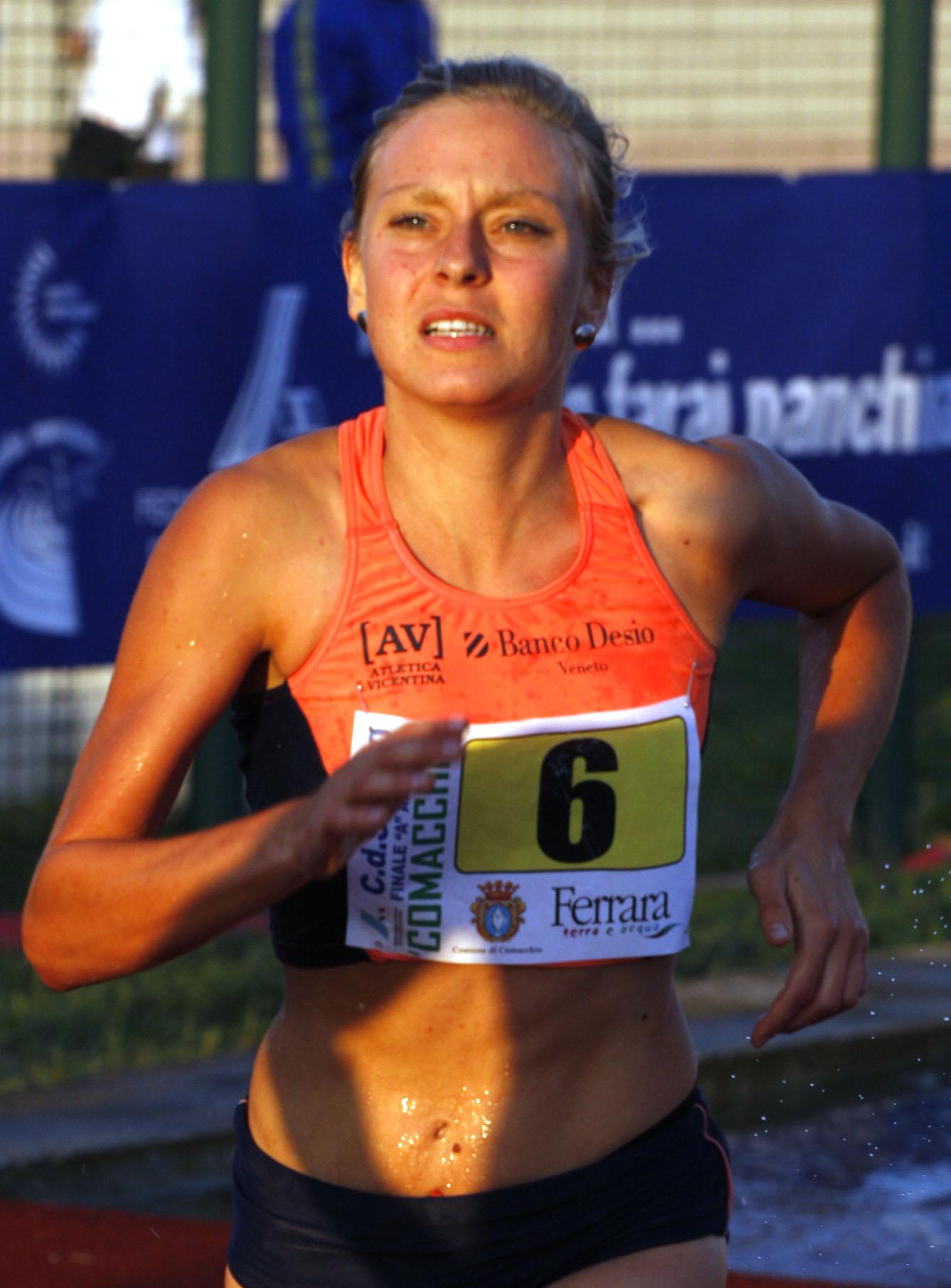 Chiara lionzo comacchio mg 8672 colori ok atletica vicentina for Ravelli arredamenti