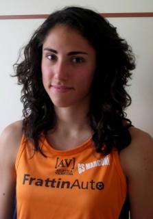 Laura Strati gareggerà domenica a Bratislava
