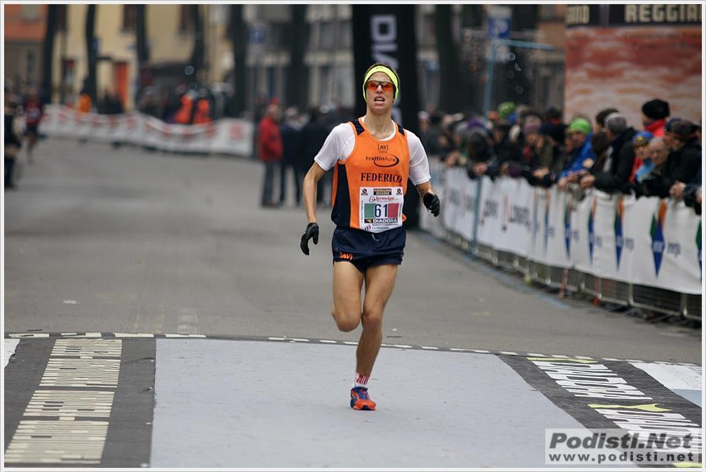 Arrivo federico bordignon atletica vicentina for Ravelli arredamenti