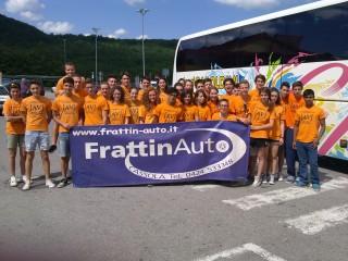 Le formazioni AV Frattin Auto U18