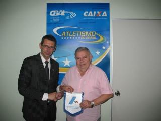 Zovico con Roberto Gesta De Melo
