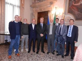 Incontro Variati  e Giomi a Vicenza
