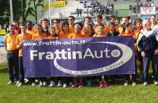 AV Frattin Auto U23 a Modena