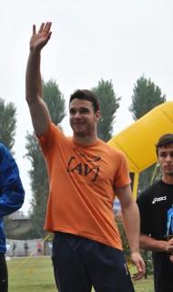 Francesco Turatello oro nel lungo