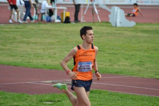 Sebastiano Gavasso in azione