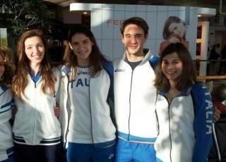 Gli azzurrini dell'AV a Brasilia