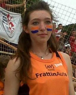 Bea Fiorese, seconda agli Italiani di prove multiple
