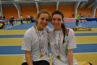 Cestonaro-Fiorese, doppio oro ai tricolori di prove multiple