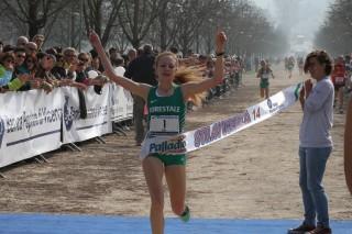 La vincitrice Federica Del Buono