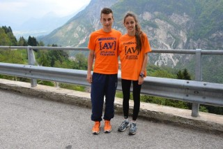 Mirko Cocco e Francesca Peron protagonisti a Civezzano