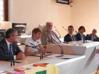 Presentazione Mezza, i relatori