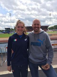 Beatrice Fiorese e Daniele Chiurato