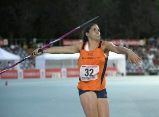 Ilaria Casarotto, bronzo nel giavellotto/ Foto Colombo_Fidal