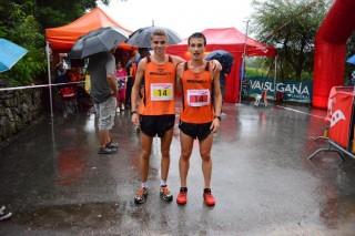 Edoardo Moresco e Mirko Cocco di bronzo a Levico