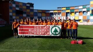 Il team U 20 di AV Despar vincitore Coppa Europa
