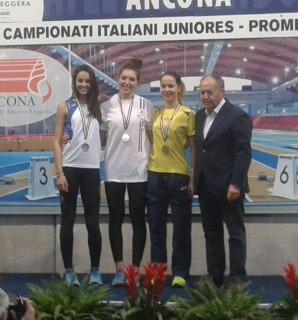 Beatrice Fiorese, oro nel lungo ad Ancona