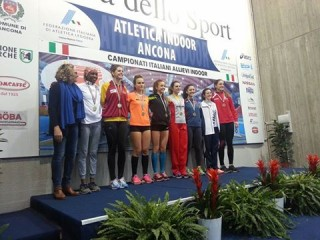 Gloria Gollin, bronzo nel lungo