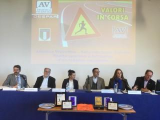 I relatori dell'evento