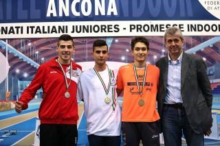 Gianluca Santuz bronzo nel lungo U20
