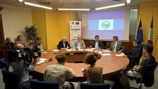 Conferenza stampa CorriXVicenza
