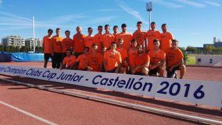 La formazione under 20 in gara a Castellon