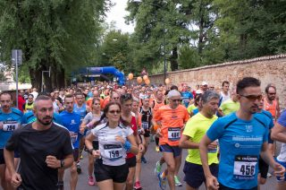 Partenza Mezza Maratona di Vicenza edizione 2015